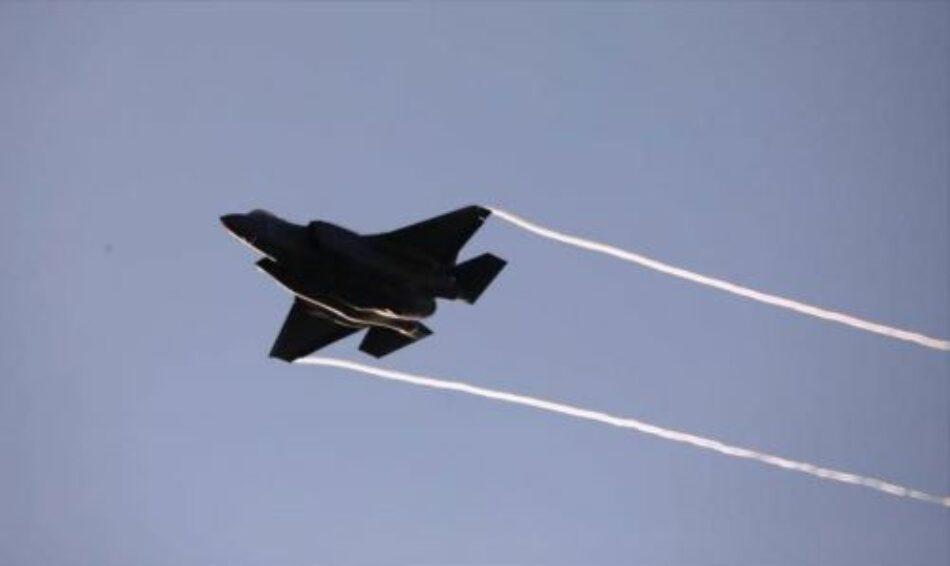 Una veintena de aviones de reconocimiento israelíes violan el espacio aéreo libanés
