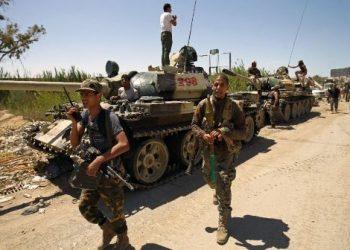 El Ejército Nacional Libio responde a la amenaza de sanciones de EEUU