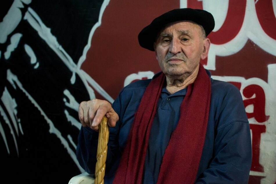 Fallece en Paris Lucio Urtubia, histórico militante anarquista