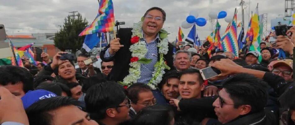 Encuesta proyecta victoria en primera vuelta de candidato del MAS en Bolivia, Luis Arce