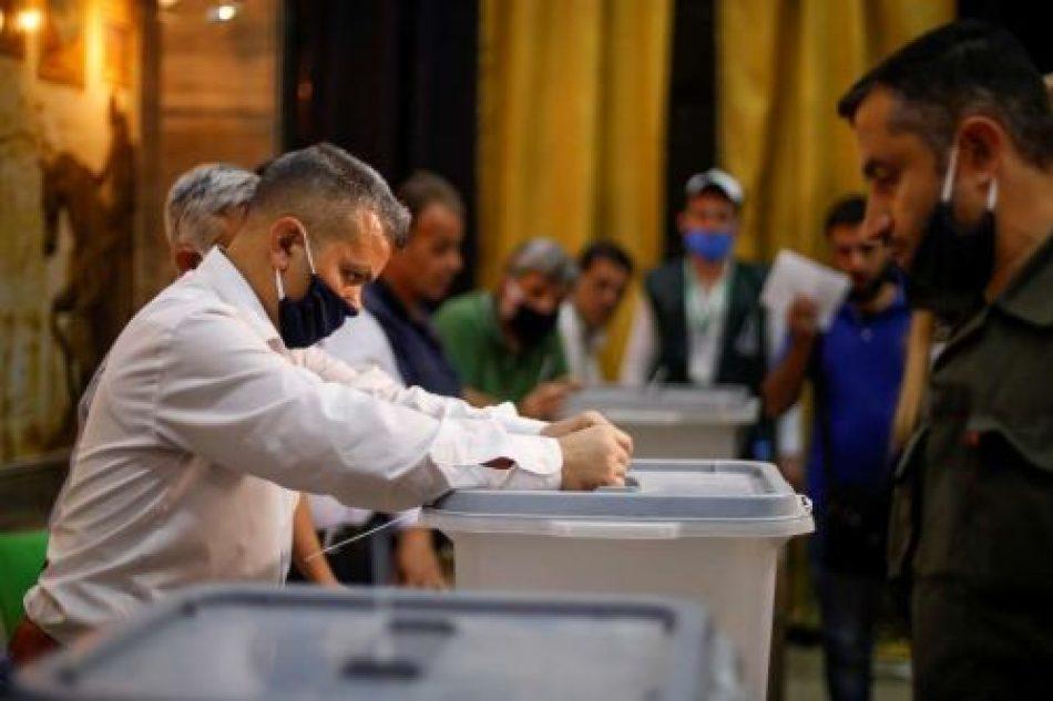 El Partido Baaz y sus aliados ganan las elecciones legislativas en Siria
