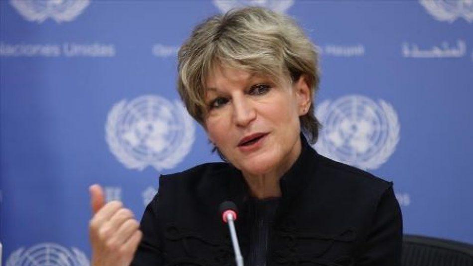 Relatora de la ONU pide la liberación de las mujeres activistas encarceladas en Arabia Saudí