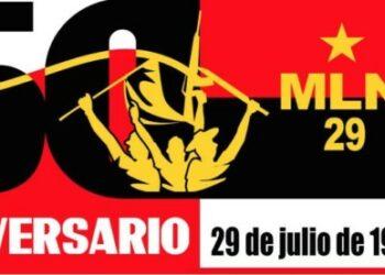 50 años del Movimiento de Liberación Nacional (MLN-29) en Panamá