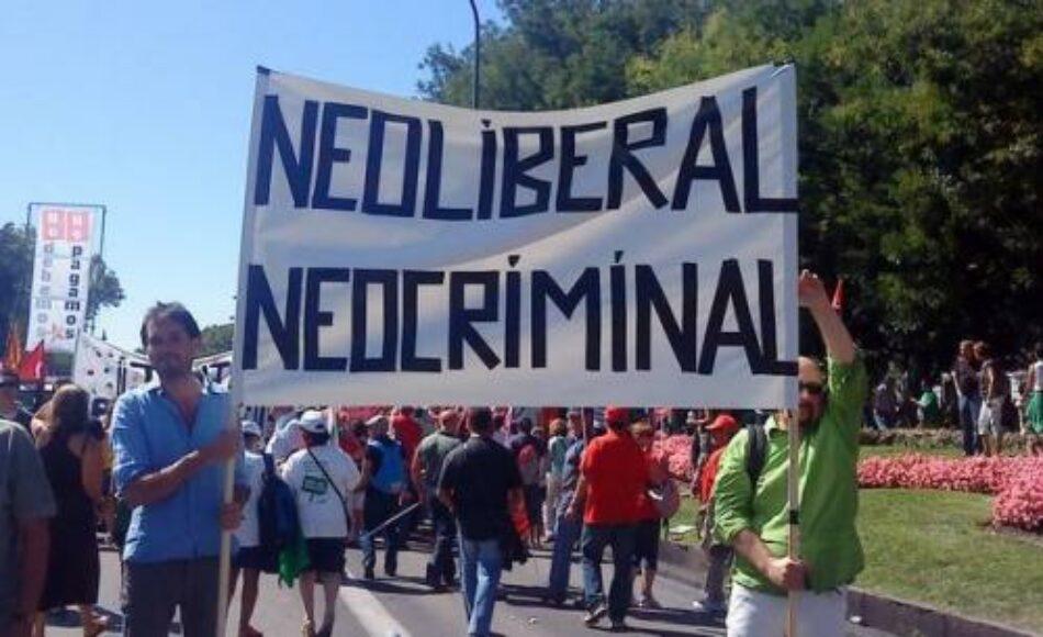 El neoliberalismo es incompatible con la democracia
