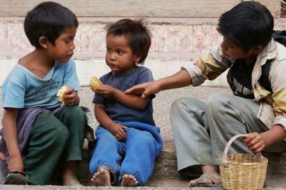 Unicef: Debido a la pandemia, más niños pueden sufrir malnutrición