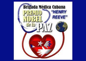 Francia: llaman a pedir en redes sociales Nobel para médicos de Cuba