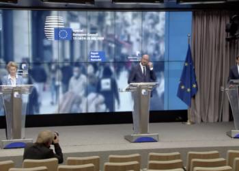"""IU muestra su """"razonable satisfacción"""" por el acuerdo del Consejo Europeo y señala el """"fracaso de la derecha, en especial la española, en su intento de imponer un nuevo austericidio"""""""