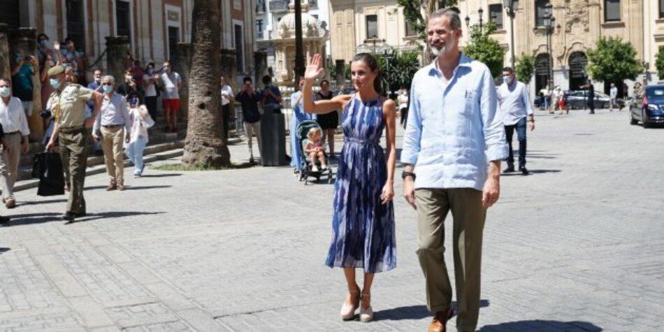 El PCE-EPK reivindica la III República ante la visita de los Reyes a Euskadi y pide que se investigue y procese a Juan Carlos De Borbón