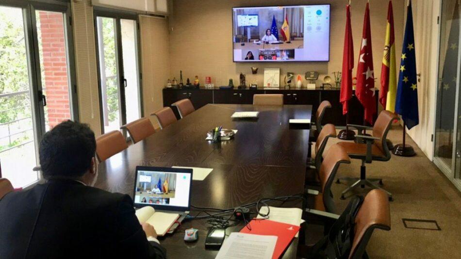 """El Grupo Municipalista de IU-Podemos-Comuns ve """"lógica"""" la nueva suspensión de la Junta de Gobierno de la FEMP y señala que la propuesta de Hacienda """"sigue siendo insuficiente"""""""