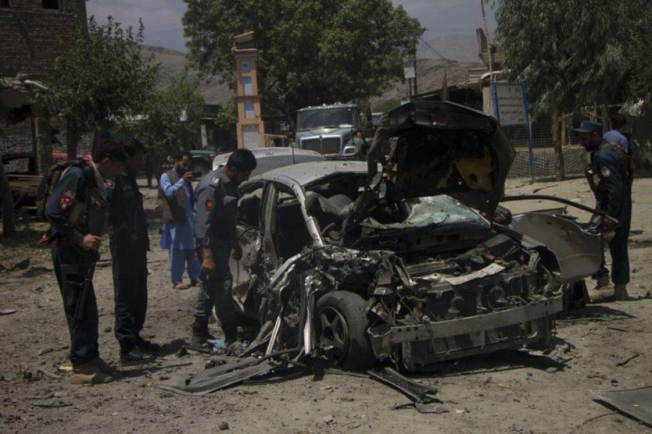 La guerra de Afganistán deja más de 1.200 civiles muertos en lo que va de 2020 a pesar del acuerdo de paz