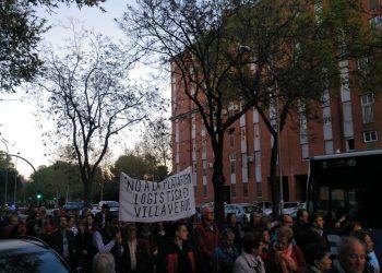 Los afectados por la plataforma logística de Villaverde denuncian el proyecto ante la Fiscalía de Medio Ambiente