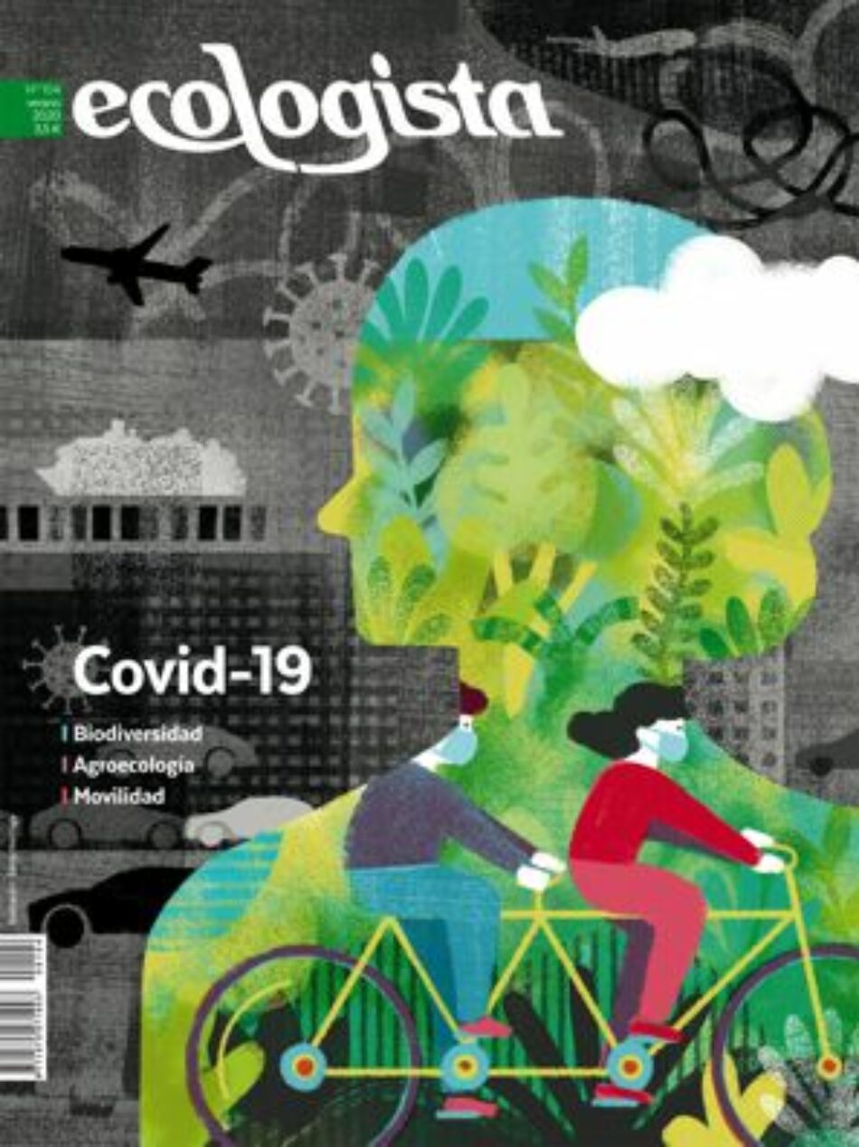 Medioambiente y COVID-19, especial de la revistas estivales de Ecologistas en Acción