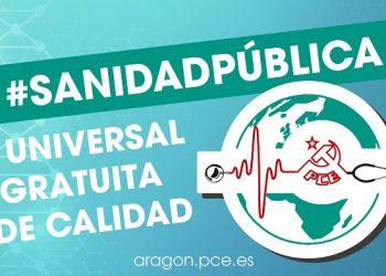 Vuelven las peonadas a la sanidad pública aragonesa tras la Covid-19