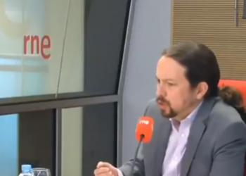 Iglesias, sobre quienes dan la vuelta al caso de las Cloacas: «el objetivo no es judicial, es crear un escándalo mediático»