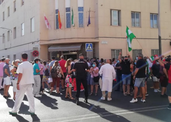 Equo Verdes apoya realizar las mejoras necesarias para mantener abierto el hospital de la Cruz Roja en Almería