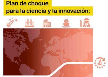 El Gobierno presenta el Plan de choque por la Ciencia y la Innovación que compromete 1.56 millones de euros de inversión directa