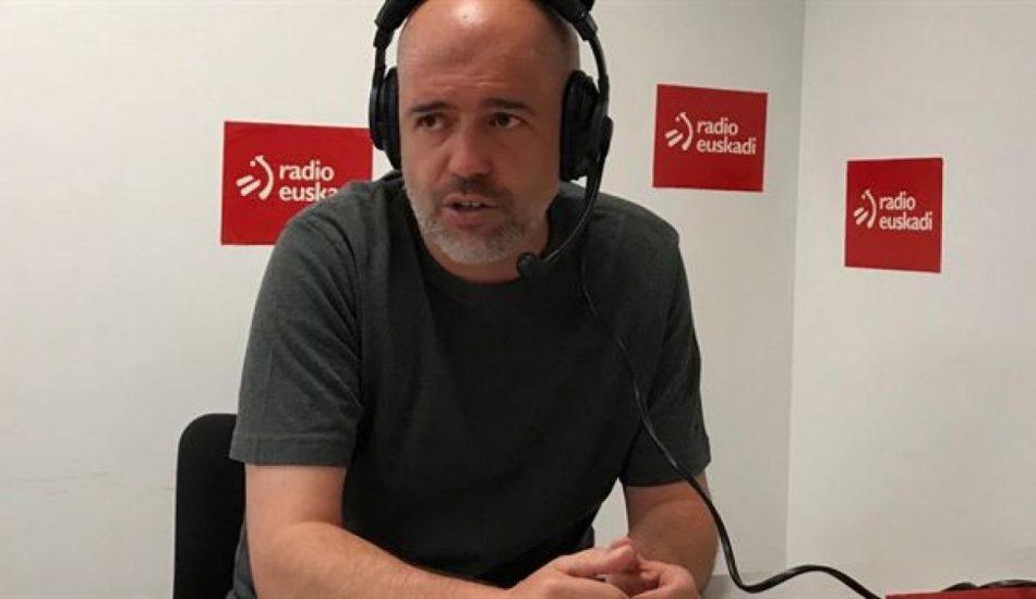 Unai Sordo: «El fondo de reconstrucción europeo se tiene que canalizar correctamente para no caer en viejos errores»