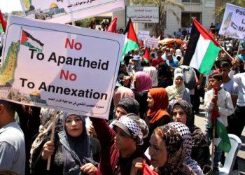 """Líderes y lideresas de Nuestramérica piden sanciones internacionales contra """"Israel"""" si lleva a cabo la anexión de Cisjordania"""