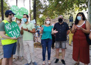 """Adelante Sevilla denuncia ante Bruselas el proyecto de ampliación del tranvía """"por insostenible y por no cumplir criterios medioambientales y de participación ciudadana"""""""
