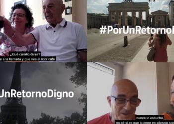 Unidas Podemos Exterior pide el voto a Galicia en Común y Elkarrekin Podemos para garantizar un retorno digno de la emigración
