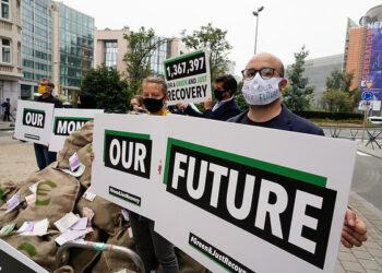 El paquete de recuperación europeo debe financiar la economía verde, no a las empresas contaminantes