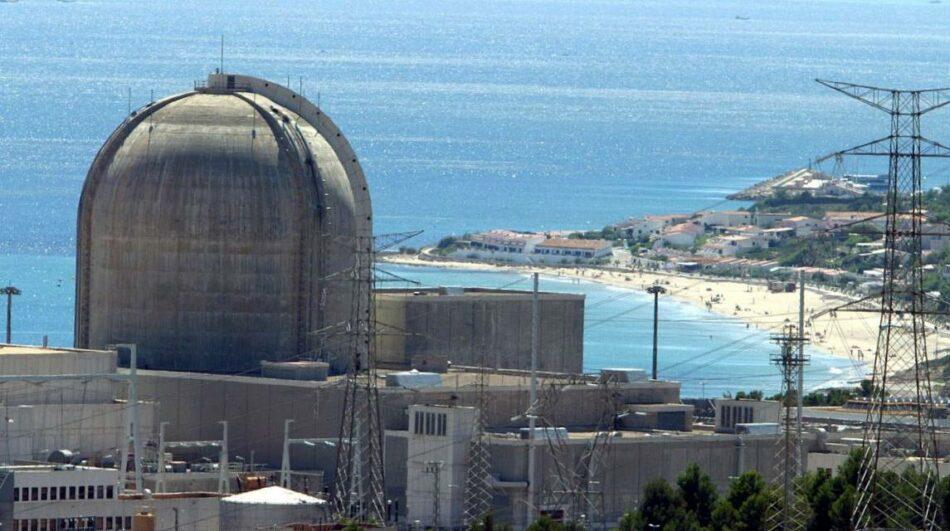 Decepción y preocupación por la decisión del MITERD de prolongar la explotación de la Central Nuclear de Almaraz