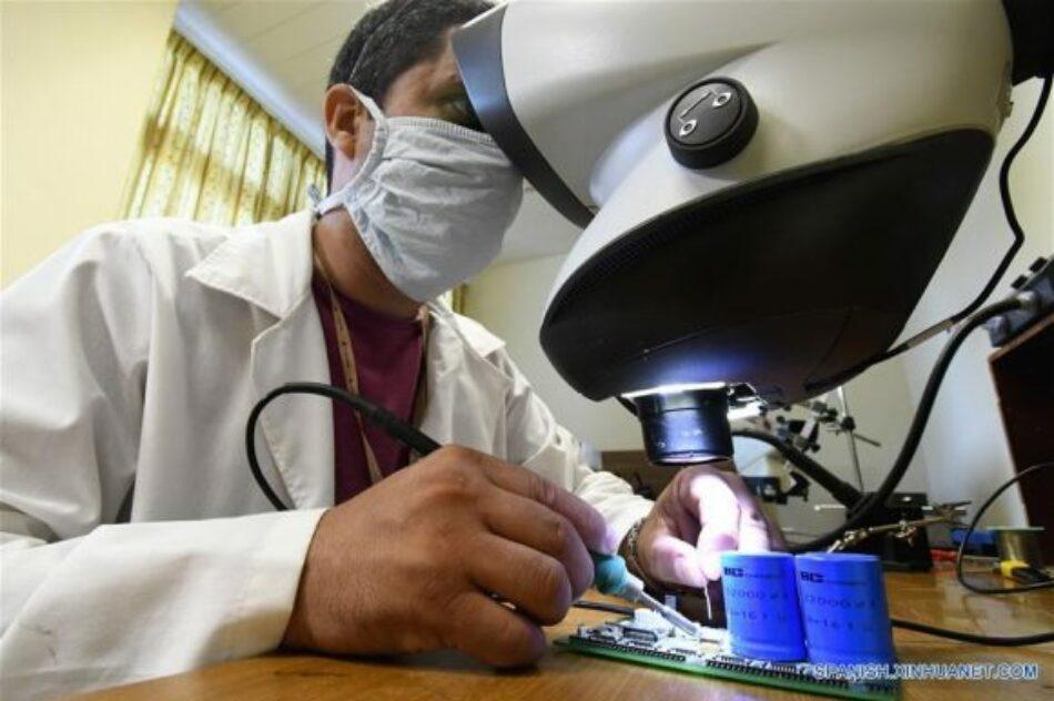 Ante trabas del bloqueo, Cuba alista 500 ventiladores pulmonares de factura nacional