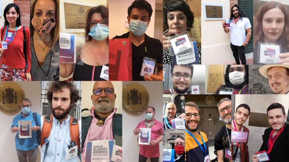 Unidas Podemos exterior se «moviliza» para garantizar que el voto extranjero transcurra con transparencia