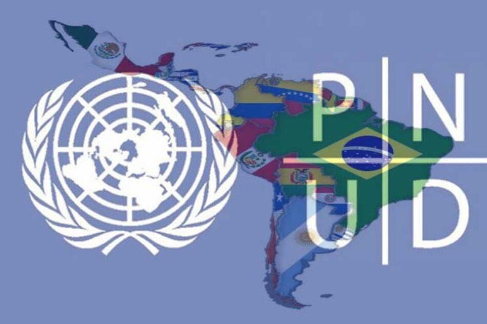 PNUD: millones de personas en América Latina en riesgo ante Covid-19