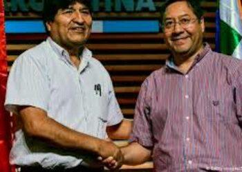 Intentan detener a Evo y proscribir al M.A.S. ante inminente triunfo electoral en Bolivia