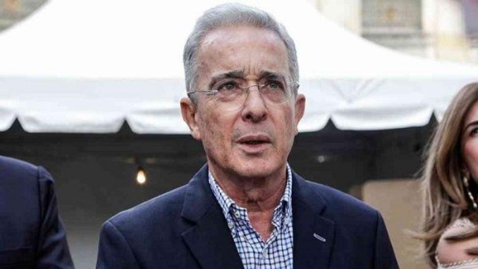 La Corte suprema de justicia estudiará la situación jurídica de Álvaro Uribe