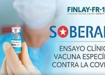 Cuba inicia mañana ensayo clínico de vacuna contra Covid-19