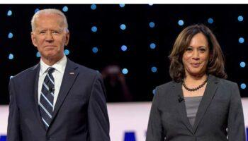 Kamala Harris, apuesta de Biden para fórmula contra Trump en EE.UU.