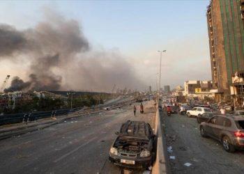 100 muertos y miles de heridos en potente explosión en Beirut