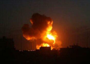 Israel lanza múltiples ataques contra la Franja de Gaza