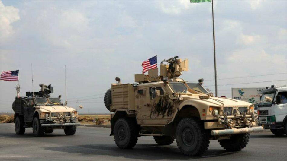Atacan dos convoyes de la coalición de EEUU en Irak