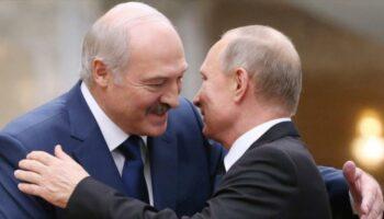 Putin llama a Bielorrusia a cimentar nexos políticos y militares