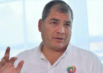 Juez electoral anula suspensión de partido de Rafael Correa