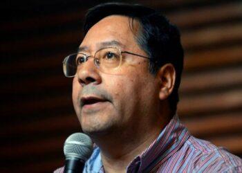 Luis Arce promete que sacará a Bolivia del caos generado por Áñez