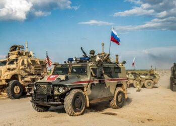 Rusia acusa a EEUU de violar pactos bloqueando su patrulla en Siria
