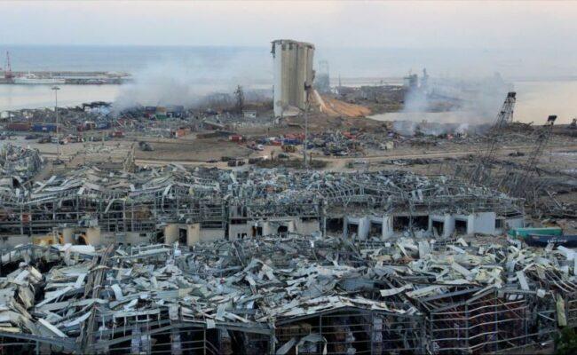 "Informe: Autoridades alertaron en julio de ""destrucción"" de Beirut"