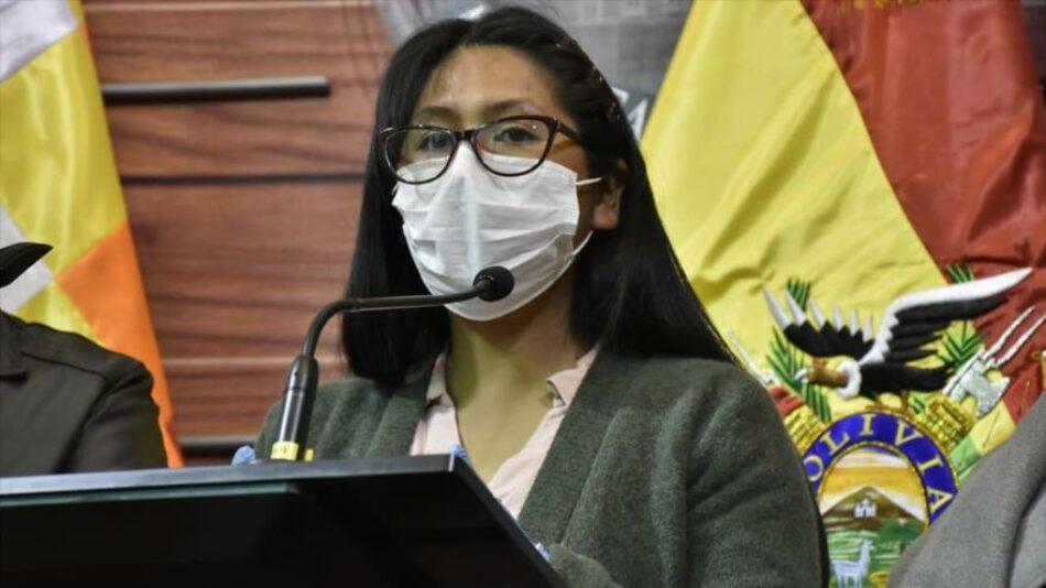Senado aprueba medidas contra COVID-19 tras inacción de Áñez