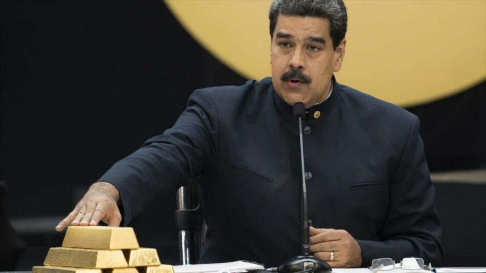 Consejo de Seguridad ruso condena robo de oro venezolano por Londres