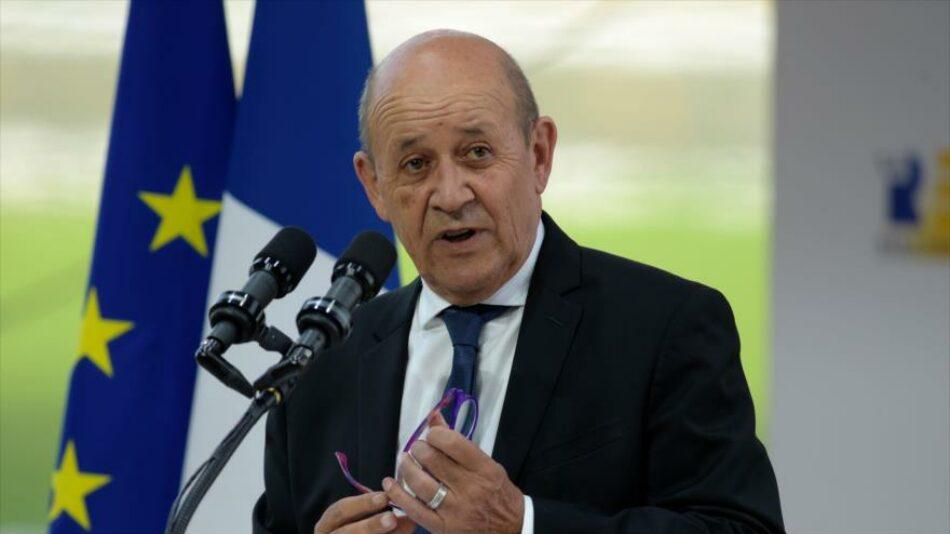 """Francia ve """"riesgo"""" de que El Líbano desaparezca como país"""