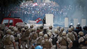 En El Líbano estiman insuficiente renuncia del gobierno