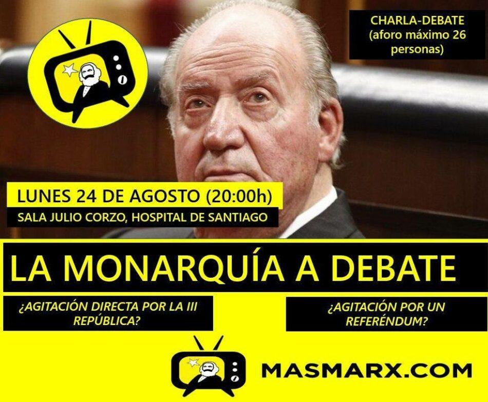 La revista La Mayoría organiza un debate sobre la táctica republicana en la crisis monárquica