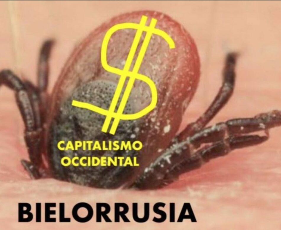 Izquierda Castellana califica las protestas en Bielorrusia de «revolución naranja»
