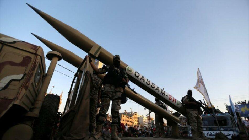 HAMAS a Israel: Responderemos a bombas y misiles de la misma manera