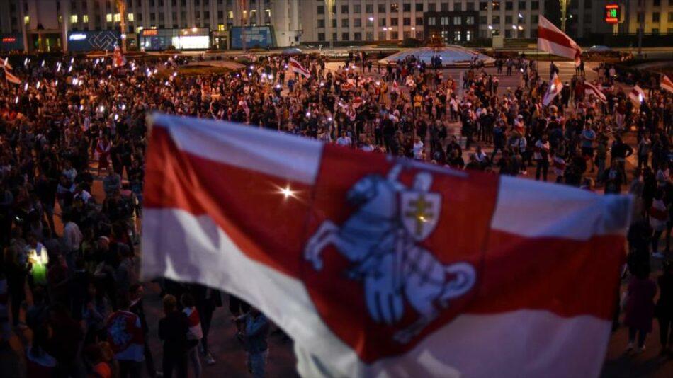 Oposición bielorrusa sopesa vía venezolana con dualidad de poder