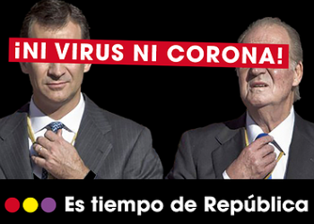 Ante la huida de Juan Carlos de Borbón